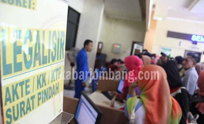 Dear Warga Jombang, Urus Akta Langsung Jadi, Ini Jadwal Pelayanan Door To Door Dispendukcapil