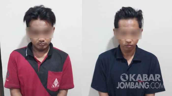 Dua jambret di Jombang