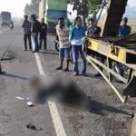 Kecelakaan di Mojoagung Jombang