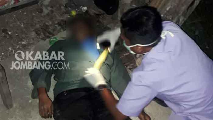 Penjaga malam proyek puskesmas Mayangan tewas