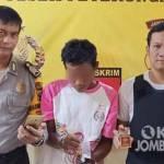 Tersangka pil koplo asal Dukuhmojo Mojoagung Jombang