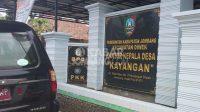Kantor desa Kayangan, Kecamatan Diwek, Kabupaten Jombang. (dok KabarJombang.com)
