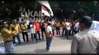 Dinilai 'Mandul' Satgas Saber Pungli Jadi Sasaran Demo