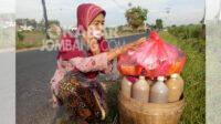 penjual jamu gendong di jombang