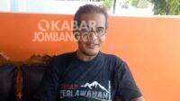 Aan Anshori, Direktur LInK Jombang. KabarJombang.com/Diana Kusuma/
