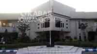 Gedung DPRD Kabupaten Jombang.