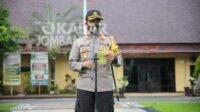 Kapolres Jombang AKBP Agung Setyo Nugroho.