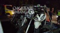 Kecelakaan lalu lintas di Jalan Raya Tunggorono, Jombang.kabarjombang.com/istimewa/