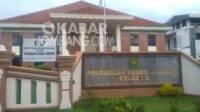 Pengadilan Negeri Kabupaten Jombang. KabarJombang.com/Muji Lestari/