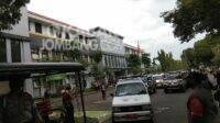 Pendistribusian vaksin covid-19 di Jombang dikawal ketat aparat keamanan. KabarJombang/Anggraini Dwi/