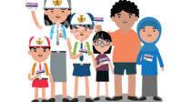 Ilustrasi BLT anak sekolah.