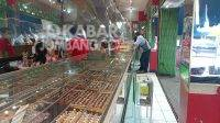Toko emas di Kawasan Pasar Citra Niaga, Jombang. KabarJombang.com/Daniel Eko/