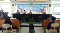 Khitanan massal dan santunan anak yatim HUT Kelompok Faktual Media ke-2 di Hotel Horison Jombang, Minggu (14/2/2021). Kabarjombang.com/Diana Kusuma/