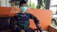 Ketua RMI NU Jombang, H Jauharuddin Al Fatih. KabarJombang.com/Diana Kusuma/