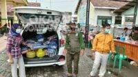 Terus Mengalir, Yaris Club Jombang Kirim Bantuan untuk Korban Banjir