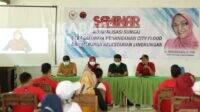 Tiap Tahun Diterjang Banjir, Politisi PDIP Ajak Pendamping Desa di Jombang Kampanye Jaga Lingkungan