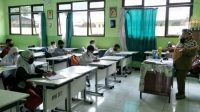 Sekolah tatap muka. KABARJOMBANG.COM/Istimewa/
