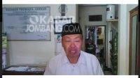 Mendiang Ketua DPD Ikatan Persaudaraan Haji Indonesia (IPHI) Kabupaten Jombang, KH Abdul Adhim Dimyati