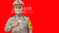 Kasatlantas Polres Jombang, AKP Rudi Purwanto.