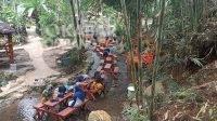 Kawasan wisata sumberbiru Wonosalam, Jombang. KabarJombang.com/Daniel Eko/