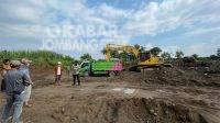 Galian C ilegal di Dusun Payak mundil, Desa Rejoagung, Kecamatan Ngoro, Kabupaten Jombang. KabarJombang.com/Istimewa/