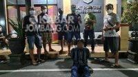 Pelaku pencabulan 2 anak tiri di Jombang dibekuk polisi. KabarJombang.com/Istimewa/