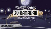 jadwal imsak dan buka puasa jombang 20 ramadan 2021