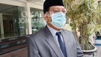 Wakil Ketua Panitia Pembangunan Masjid Baiturrahman Pemkab Jombang, Agus Purnomo