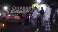 Dialog dan doa bersama yang dihadiri anggota DPRD Jombang, Senin (24/5/2021) malam. KabarJombang.com/Daniel Eko/