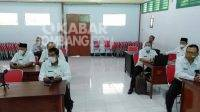 Dinas Pendidikan dan Kebudayaan Kabupaten Jombang menggelar sosialisasi program Sekolah Merdeka Belajar (SMB). KabarJombang.com/Istimewa/