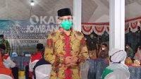 Menteri Desa Pembangunan Daerah Tertinggal, dan Transmigrasi, Abdul Halim Iskandar. KabarJombang.com/Daniel Eko/