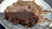 Tahu telur di Ngoro, Kabupaten Jombang. KabarJombang.com/Daniel Eko/