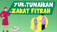 Tunaikan Zakat Fitrah