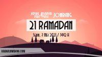 jadwal imsak dan buka puasa jombang 21 ramadan 2021