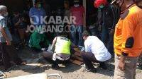 Tabrak Truk saat Putar Balik, Pemotor di Jombang Tewas
