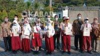 Juara Kompetisi Olahraga Siswa Nasional (KOSN) Sekolah Dasar (SD) Tingkat Kabupaten Jombang Tahun 2021.