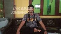 Kepala Desa Banyuarang, Kecamatan Ngoro, Kabupaten Jombang, Achmad Ansori. KabarJombang.com/M Faiz H/