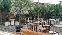 Kafe Simbiosis Ploso, Jombang. KabarJombang.com/M Faiz H/