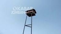 Rumah burung hantu (rubuha) di wilayah Kecamatan Mojoagung, Jombang. KabarJombang.com/Slamet Wiyoto/