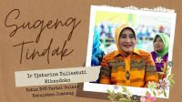 Tjaturina Wihandoko Istri Mantan Bupati Jombang Wafat, Gus Hans : Terpapar Virus COVID-19