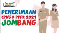 Formasi Penerimaan CPNS dan PPPK 2021 Jombang