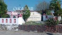 Balai Desa Pacar Peluk, Kecamatan Megaluh, Jombang. KabarJombang.com/M Faiz H/
