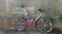 Sepeda minitrek. KabarJombang.com/Diana Kusuma/