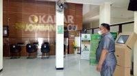 Pengadilan Negeri (PN) Kabupaten Jombang. KabarJombang.com/Diana Kusuma/