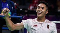 Atlet badminton tunggal putra Indonesia, Jonatan Christie