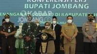 Pemkab Jombang, Covid-19, Jombang, PPKM, PPKM Level 4, Pernikahan, Polres Jombang, Bupati Jombang,