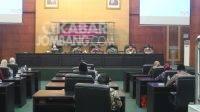 Rapat Paripurna DPRD Jombang, 8 Fraksi Sampaikan PU terkait P-APBD dan Dua Raperda
