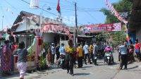 Warga Kebondalem Jombang Lomba Hias Kampung Semarakan Kemerdekaan