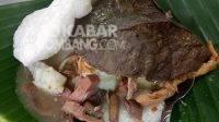 Menikmati Lodeh Pincuk Semah 2 di Jombang