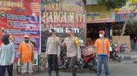 Kapolres Jombang Minta Warga Bertahan Hadapi Pandemi Covid-19